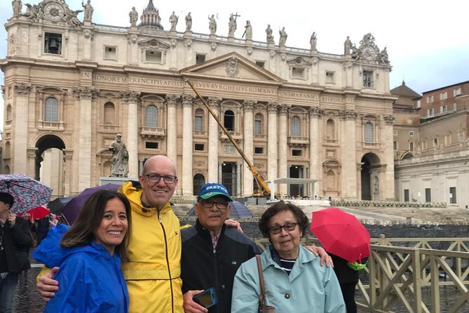 SkipTheLine Small Group: VaticanMuseums SistineChapel StPetersBasilica