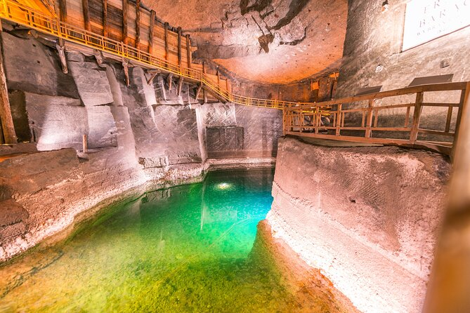 5-Hour Salt Mine Tour in Wieliczka from Krakow