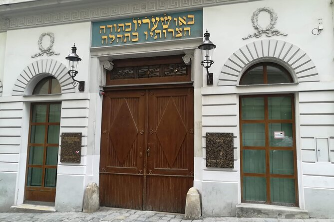 Jewish Vienna: Culture, Cosmopolitanism & Crisis - 3 hour Small Group Tour