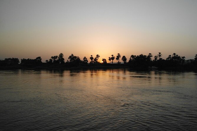 Felucca ride in The Nile