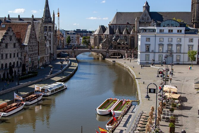 Private Day Trip Tour to Ghent from Brussels with a local