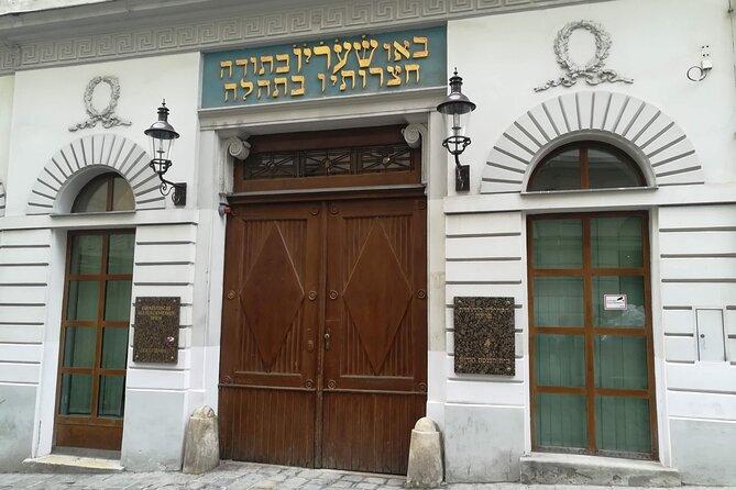 Jewish Vienna: Culture, Cosmopolitanism & Crisis - 3 hour Private Tour