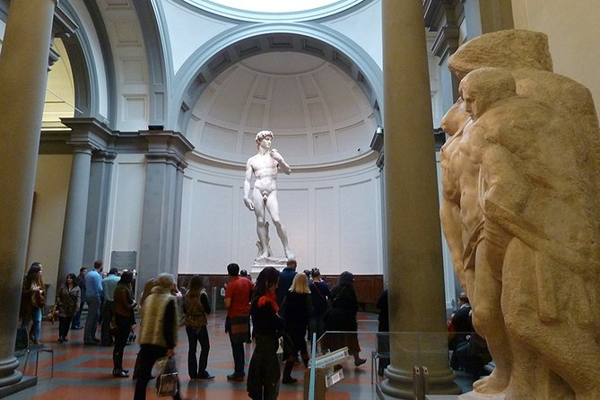 Florence Highlights And Accademia Private Walking Tour