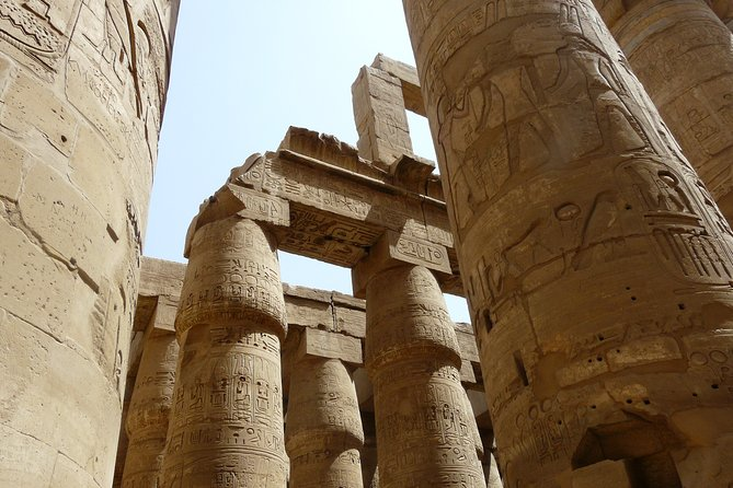 karnak and luxor temple