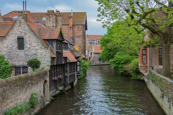 Private Day Trip Tour to Bruges from Paris with a local