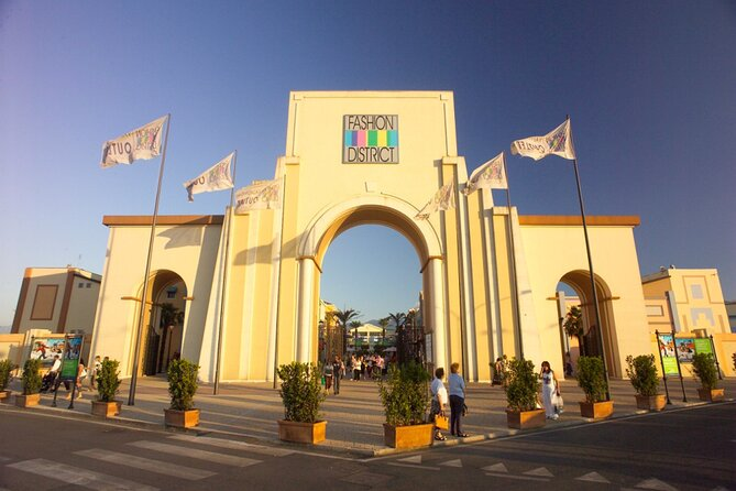 Castel Romano Designer Outlet Shopping Private Tour