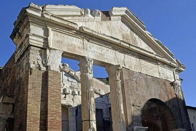Secrets of Rome, off the Beaten track! Small group Tour