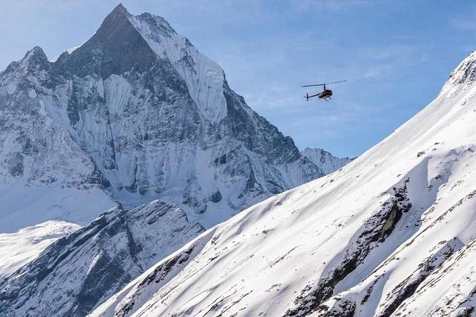 Annapurna Base Camp Helicopter Tour- 2 hours