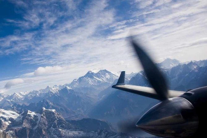 Scenic tour to Mount Everest by Flight 1 hour