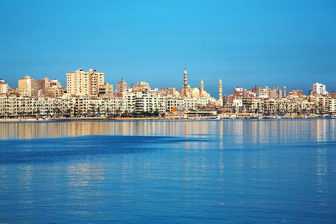 6-Hours Trip from Cairo To Alexandria