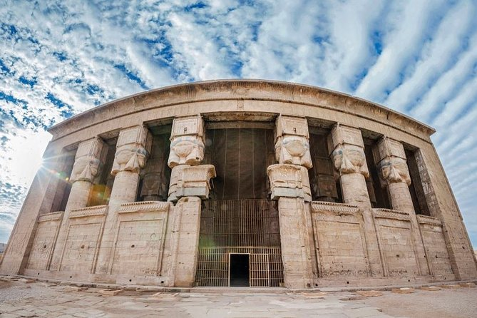Full-Day Private Tour to Dendera and Abydos from Luxor