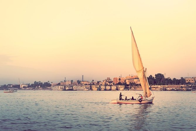 2-Hours Private Felucca Ride in Luxor