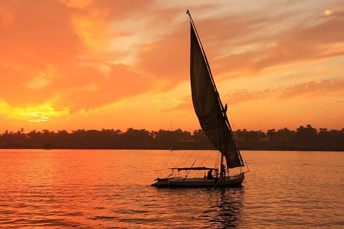 Private Felucca Ride in Aswan with Hotel Pickup