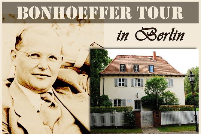 Bonhoeffer Private Tour in Berlin