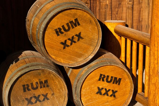 Rum Tasting Tall Ship Harbor Cruise