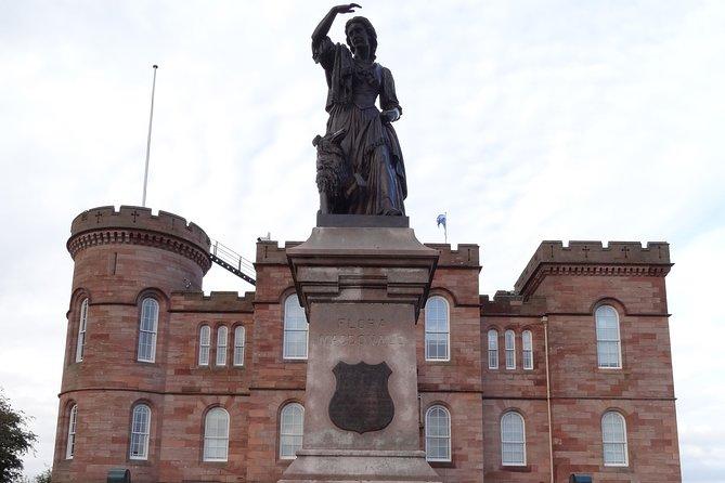 Bubble Tour: Inverness Walking Tour