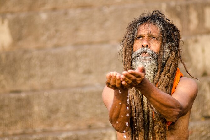 Guided Sunrise Walking Tour of Assi and Dashashwamedh Ghat