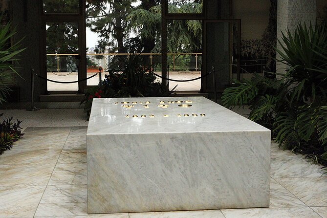 Tito's tomb