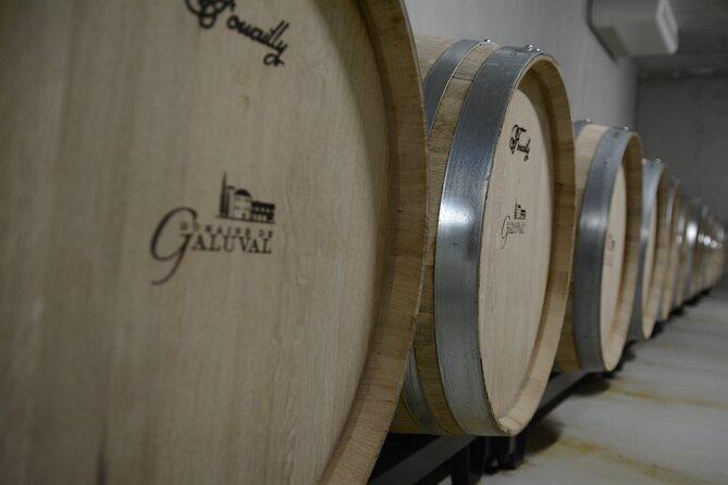 Private Wine Cellar Tour with Wine Tasting in Cairanne