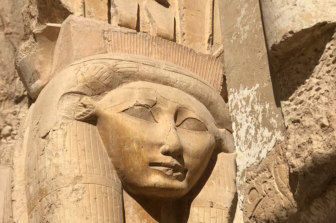 luxor full Day Trip from Marsa Alam including lunch and banana Island
