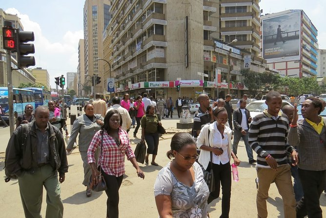 Nairobi Airport Layover: Tour Nairobi City