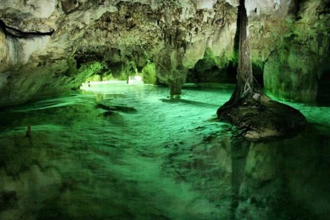 Cenote Santa Cruz Tour