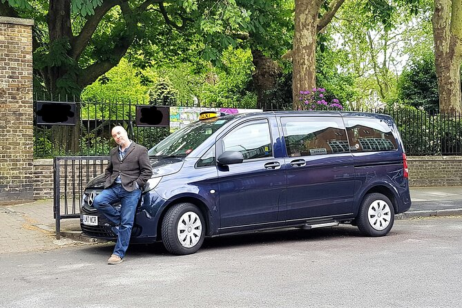 Harry Potter in London Private Taxi Tour