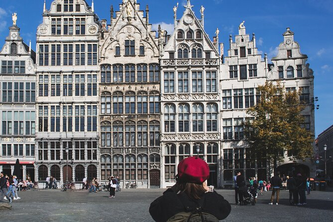 Touristic highlights of Antwerp on Half Day (4 Hours) Private Tour with a local
