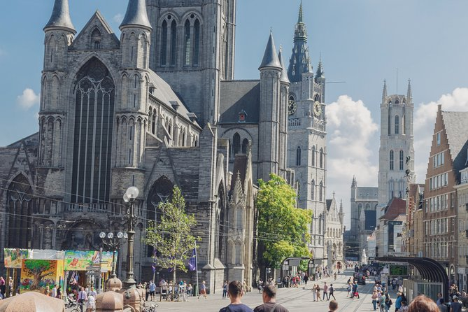 Touristic highlights of Ghent on a Half Day (4 Hours) Private Tour with a local