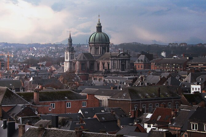 Touristic highlights of Namur on a Half Day (4 Hours) Private Tour with a local