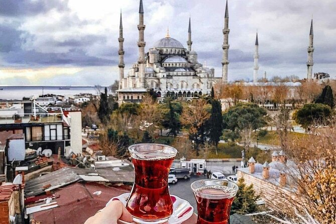 Best Seller; Private Istanbul Shore Excursion