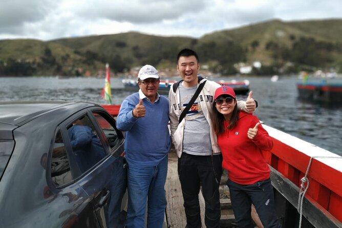 Excursão de um dia compartilhado ao Lago Titicaca de La Paz