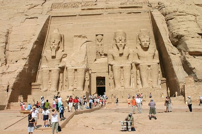 1 Day Tour to Abu Simbel from Aswan By Car