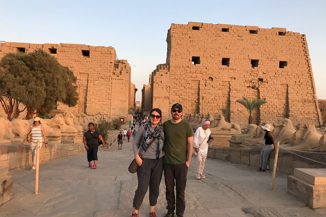 Private Half-Day Tour to the East Bank of Luxor Karnak and Luxor Temples