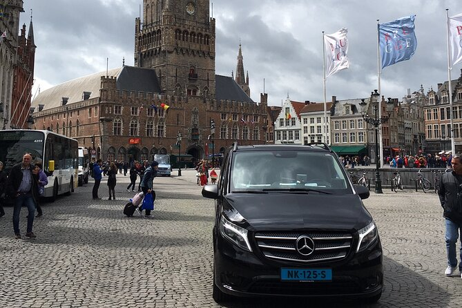 Private Amsterdam and Countryside Tour in a Comfortable Mercedes Minivan