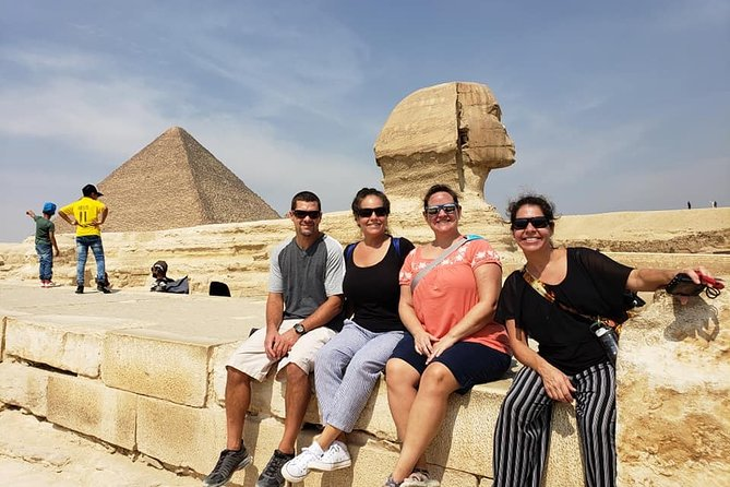 Private Guided Tour To Cairo Highlights From Luxor By First Class Sitting Train