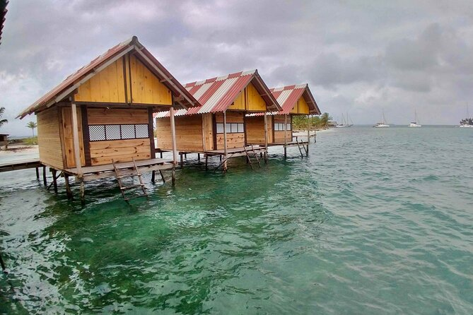 4D/3N - NEWLY OPENED Private Over-Water Cabin in San Blas Islands PLUS Day Tour