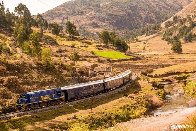 Full-Day Machu Picchu Tour in Hiran Binghan Service