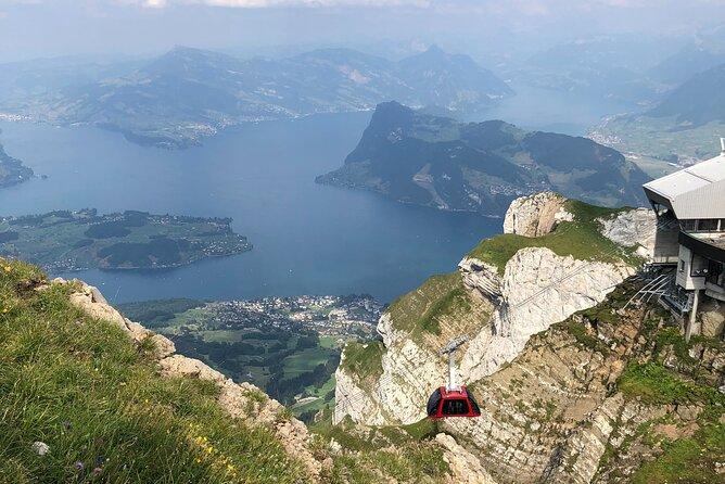 Mount-Pilatus Heritage & Beer Delight From Lucerne