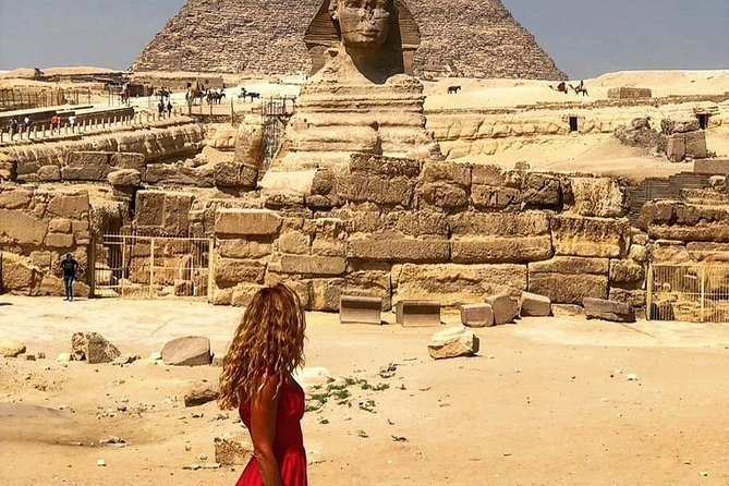 From Luxor: Day Tour To Cairo Landmarks By Round-Trip First Class Train