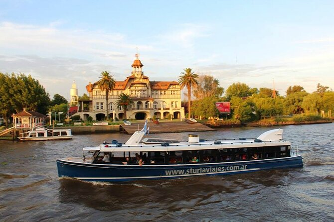 Private Tour: San Isidro and Tigre Delta from Buenos Aires