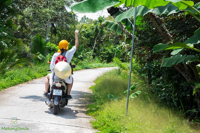 Half day tour to Cu Chi Tunnels by Scooter and Waterway
