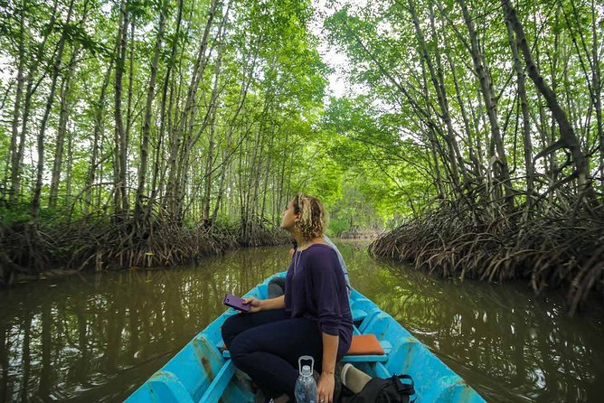 Discover Can Gio Mangrove Forest by Scooter full day tour from Ho Chi Minh city