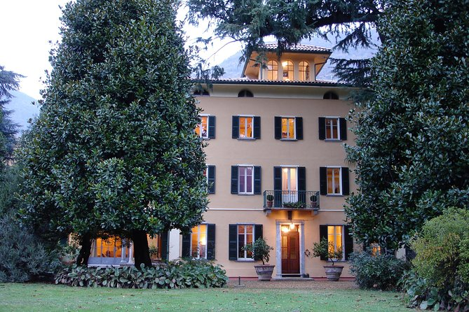 Villa Casanova Comomeer luxe ervaring