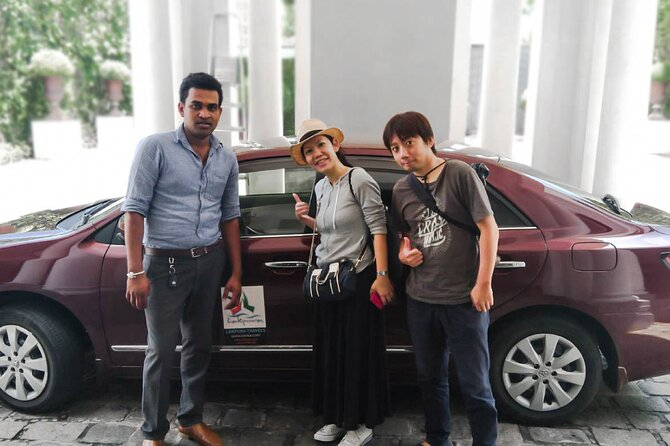 Transfer between Colombo Airport (CMB) and Imagine Villa Hotel, Mirissa