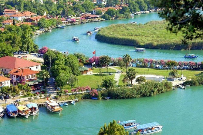 Dalyan & Koycegiz Lake Private Tour 1 to 3 Pax