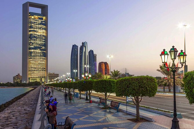 Abu Dhabi City Tour with Warner Brother Park