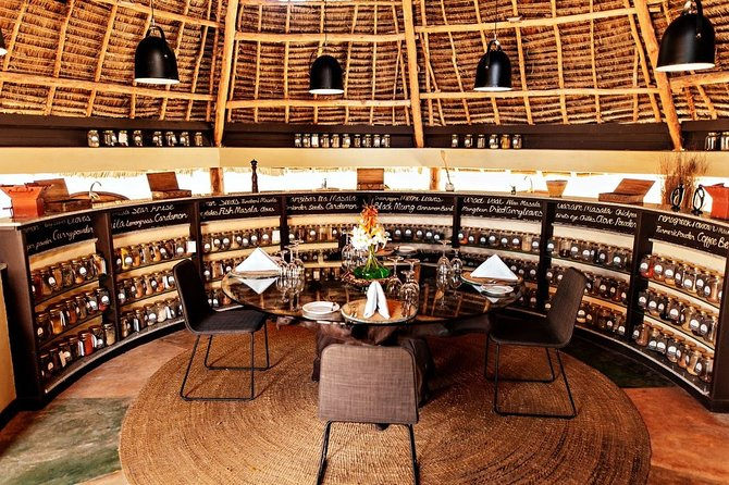 Zanzibar Luxury Cooking Class: Departure from Paje Zanzibar