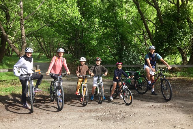 Half Day Self Guided Ride Arrowtown to Bungy/Gibbston