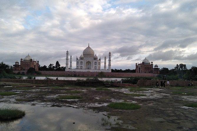 Taj Mahal Tour From Jaipur By Car